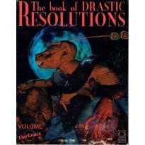 The Book of Drastic Resolutions - Volume Darkness (fanzine jdr Glorantha en VO) 003