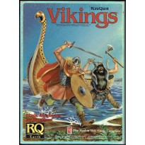 Vikings - Nordic Roleplaying for Runequest (rpg Runequest en VO)