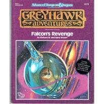 WGA1 Falcon's Revenge (jdr AD&D 2ème édition - Greyhawk Adventures en VO) 002