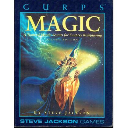 Magic (jdr GURPS Rpg Second Edition en VO) 001
