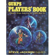 Player's Book (jdr GURPS 3ème édition VO)
