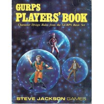 Player's Book (jdr GURPS 3ème édition VO) 001