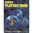 Player's Book (jdr GURPS 3ème édition VO) 001