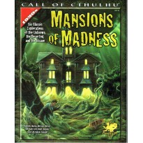 Mansions of Madness (Rpg Call of Cthulhu 1920s en VO) 001