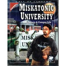 Miskatonic University (Rpg Call of Cthulhu 1920s en VO)