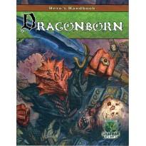 Hero's Handbook - Dragonborn (jdr D&D 4 en VO)
