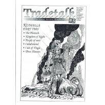 Tradetalk 5 - The Chaos Society Magazine (fanzine Glorantha Runequest Hero Wars en VO)