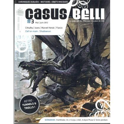 Casus Belli N° 3 (magazine de jeux de rôle - Editions BBE) 003