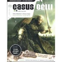 Casus Belli N° 4 (magazine de jeux de rôle - Editions BBE)