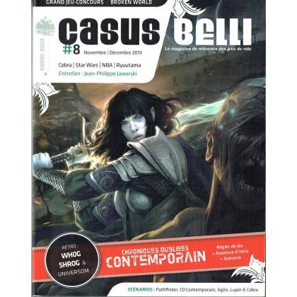 Casus Belli N° 8 (magazine de jeux de rôle - Editions BBE) 003
