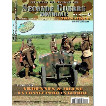 Seconde Guerre Mondiale N° 4 Thématique (Magazine histoire militaire) 001