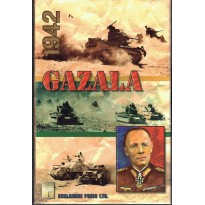 Gazala 1942 (wargame Avalanche Press en VO)
