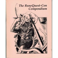 The RuneQuest-Con Compendium (jdr Runequest - Glorantha en VO)