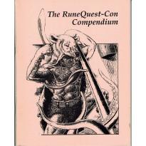 The RuneQuest-Con Compendium (jdr Runequest - Glorantha en VO) 001