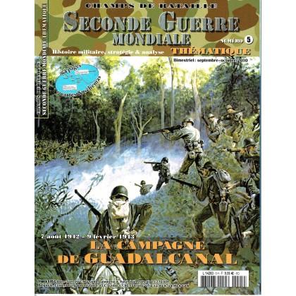 Seconde Guerre Mondiale N° 5 Thématique (Magazine histoire militaire) 001