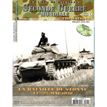 Seconde Guerre Mondiale N° 7 Thématique (Magazine histoire militaire) 001