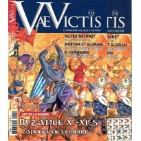 Vae Victis N° 132 avec wargame (Le Magazine des Jeux d'Histoire)