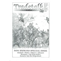 Tradetalk 7 - The Chaos Society Magazine (fanzine Glorantha Runequest Hero Wars en VO)