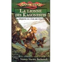 La Lionne des Kagonestis (roman LanceDragon en VF)