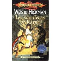 Les Sortilèges de Krynn (roman LanceDragon en VF)