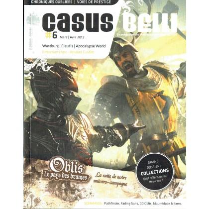 Casus Belli N° 6 (magazine de jeux de rôle - Editions BBE) 005