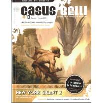 Casus Belli N° 13 (magazine de jeux de rôle - Editions BBE) 001