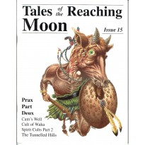 Tales of the Reaching Moon - Issue 15 (magazine jdr Runequest - Glorantha en VO) 001