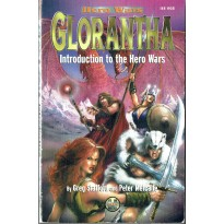 Glorantha - Introduction to the Hero Wars (jdr HeroWars en VO) 001