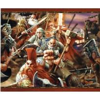 Warhammer - Kit du Meneur de Jeu (jdr 2ème édition en VF)
