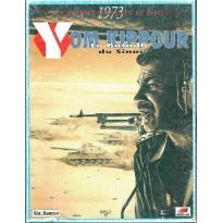 Yom Kippour 1973 - La Bataille du Sinaï (wargame Oriflam en VF)