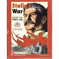 Stalin's War - The Eastern Front 1941-1945 (wargame GMT en VO)