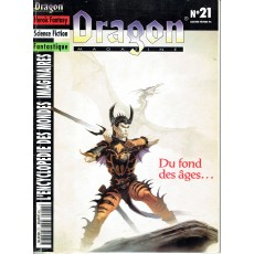 Dragon Magazine N° 21 (L'Encyclopédie des Mondes Imaginaires)
