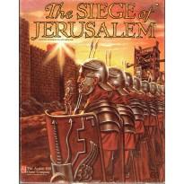The Siege of Jerusalem (wargame Avalon Hill en VO) 002