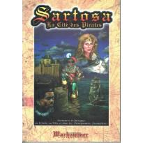 Sartosa - La Cité des Pirates (Le Grimoire n° 17 - jdr Warhammer 1ère édition en VF) 004