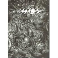 Le Grimoire du Chaos N° 20 Inédit - Les Terres du Nord (fanzine jdr Warhammer V1 & V2 en VF) 001