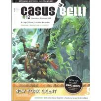 Casus Belli N° 12 (magazine de jeux de rôle - Editions BBE) 002