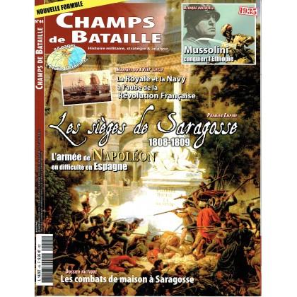 Champs de Bataille N° 44 (Magazine histoire militaire & stratégie) 001