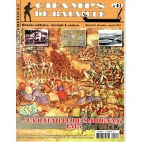 Champs de Bataille N° 43 (Magazine histoire militaire & stratégie)