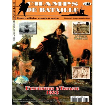 Champs de Bataille N° 42 (Magazine histoire militaire & stratégie) 001