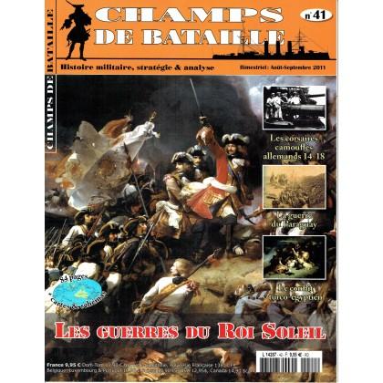 Champs de Bataille N° 41 (Magazine histoire militaire & stratégie) 001