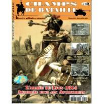 Champs de Bataille N° 40 (Magazine histoire militaire & stratégie)