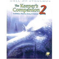 The Keeper's Companion 2 (Rpg Call of Cthulhu en VO)