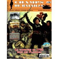 Champs de Bataille N° 38 (Magazine histoire militaire & stratégie)
