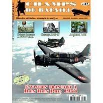 Champs de Bataille N° 37 (Magazine histoire militaire & stratégie)