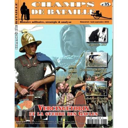 Champs de Bataille N° 35 (Magazine histoire militaire & stratégie) 001
