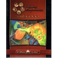 Les Quatre Vents - Edition Lotus (jdr Le Livre des Cinq Anneaux V3 en VF) 001