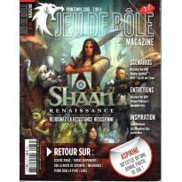 Jeu de Rôle Magazine N° 33 (revue de jeux de rôles) 002