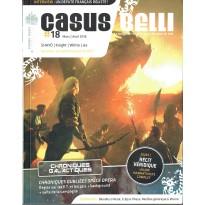 Casus Belli N° 18 (magazine de jeux de rôle - Editions BBE) 001
