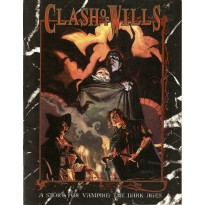 Clash of Wills (Vampire Dark Ages en VO) 001