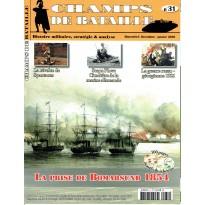 Champs de Bataille N° 31 (Magazine histoire militaire & stratégie) 001